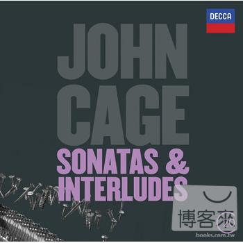 JOHN CAGE: Sonatas and Interludes for Prepare