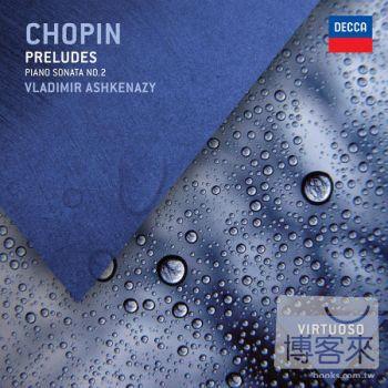 Chopin: Preludes Piano Sonatas 2  Vladimir As