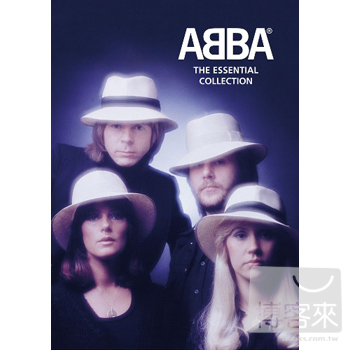 ABBA / The Essential Collection [Limited Edition] 【2CD+DVD】(阿巴合唱團 / 創世紀精選 影音全集【2CD+DVD】)