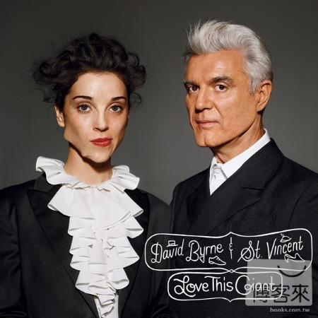 David Byrne St.Vincent  Love This Giant