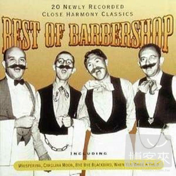 Williams Freddy  Best Of Barbershop