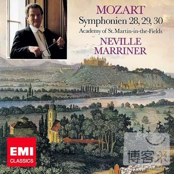 Mozart: Symphonies Nos.28 29  30  Sir Neville