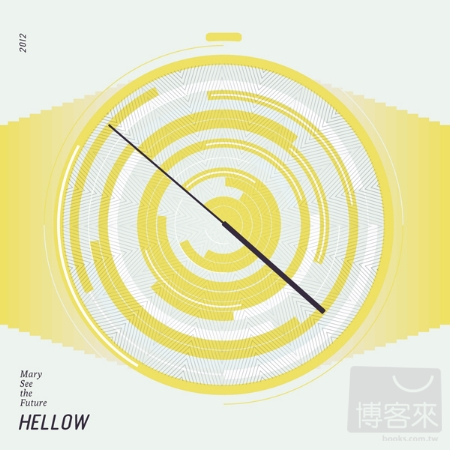 Mary See the Future  Hellow  EP