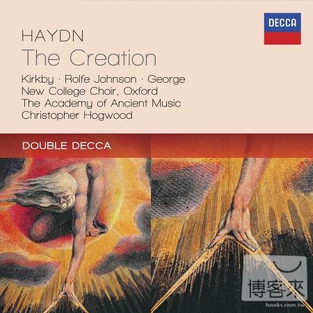 Haydn: The Creation  Emma Kirkby‧Anthony Rolf