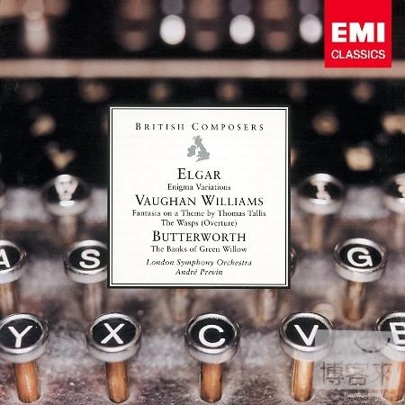 Elgar: Enigma Variations、Vaughan Williams: Fa