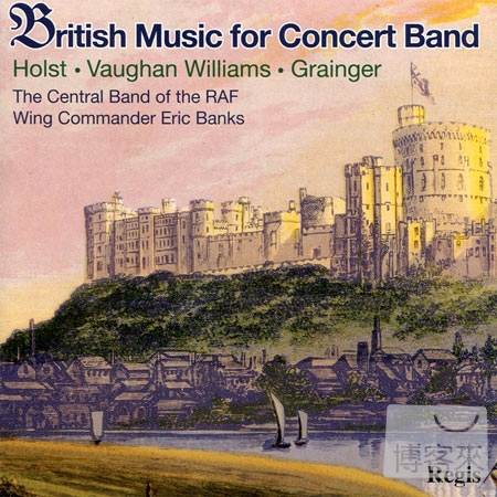 British Music for Concert Band  Central Band