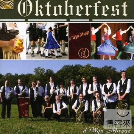 D^`Wyn Mugge: Oktoberfest