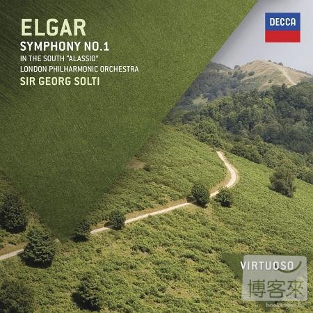 Elgar: Symphony No.1  Sir Georg Solti  London