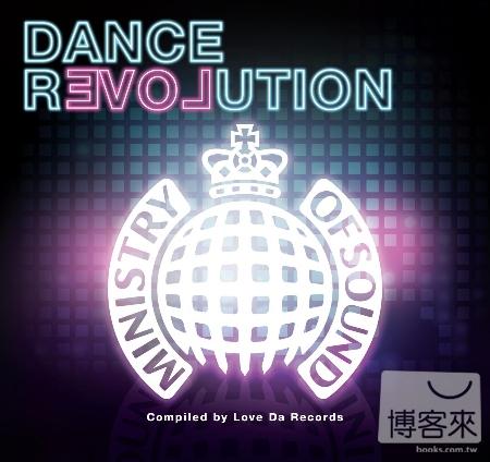 M.O.S  Dance Revolution  3CD