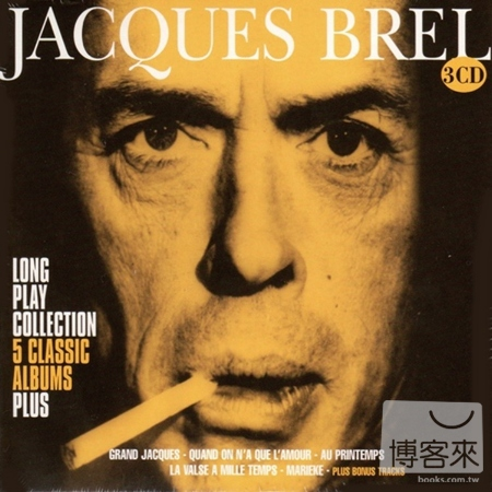 Jacques Brel  Long Play Collection 5 Classic
