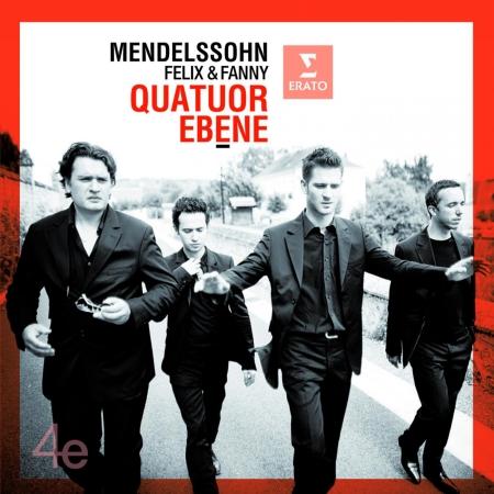 Felix  Fanny Mendelssohn: String Quartets Op.