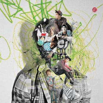 SHINee  第三張正規專輯 Chapter 1 ' Dream Girl~The mi