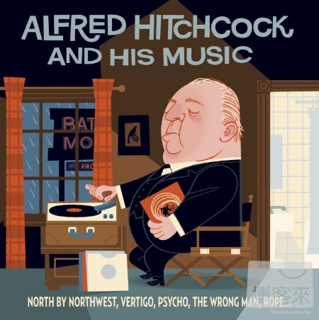O.S.T.  Alfred Hitchcock And His Music ^(2CD^
