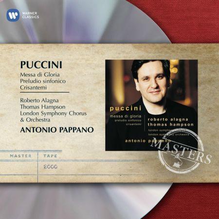 Puccini: Messa di Gloria  Antonio Pappano