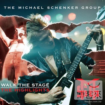 The Michael Schenker Group  Walk The Stage