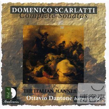 Domenico Scarlatti: Complete Sonatas Vol. 4: