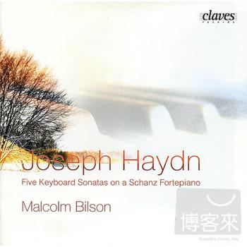 Joseph Haydn: 5 Keyboard Sonatas on a Schanz