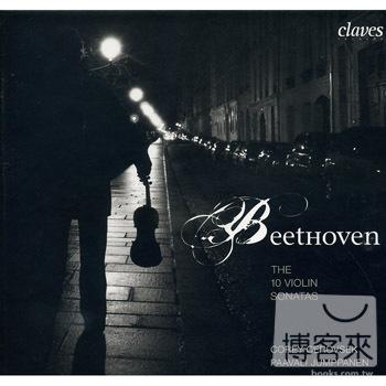 Beethoven: The 10 Violin Sonatas  Corey Cerov