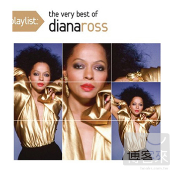 Diana Ross  Playlist: The Very Best of Diana