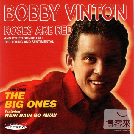 Bobby Vinton  Roses Are Red  The Big Ones