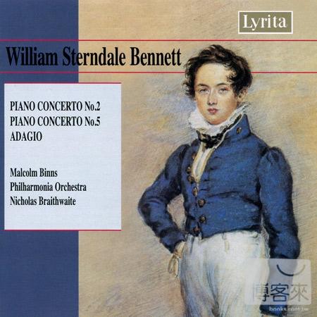 William Sterndale Bennett: Piano Concerto No.