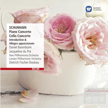 Schumann: Cellokonzert ~ Klavierkonzert ~ Int