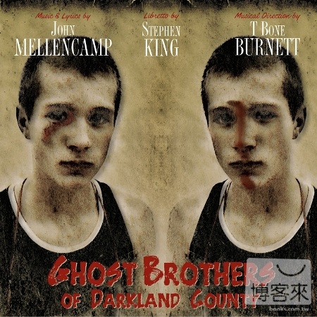 V.A.  Ghost Brothers Of Darkland County