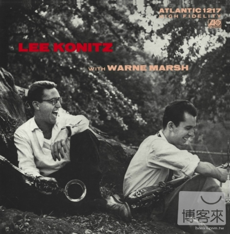 Lee Konitz With Warne Marsh  Lee Konitz With
