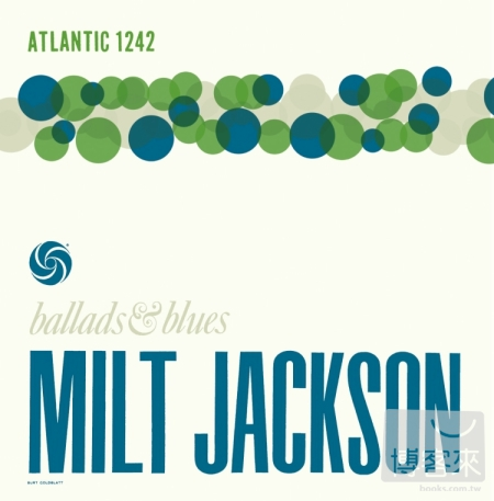 Milt Jackson  Ballads  Blues
