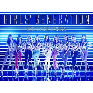 Girls' Generation 少女時代  GALAXY SUPERNOVA  初回限