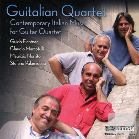Guitalian Quartet: Contemporary Italian Music