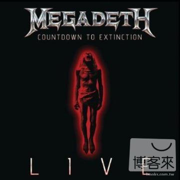 Megadeth  Countdown To Extinction: Live