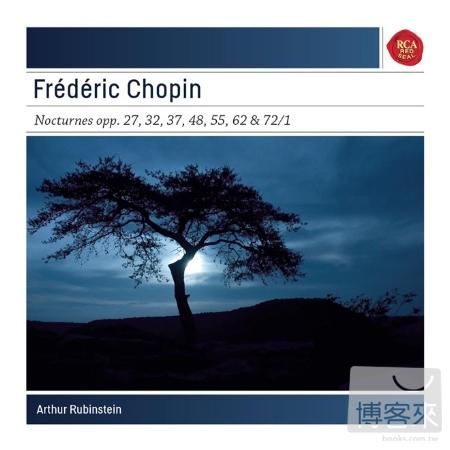 Chopin: Nocturnes Op. 27 32 37 48 55 62  72