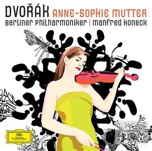 Dvorak : Violin Concerto Romance Mazurek Humo