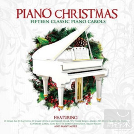 V.A.  Piano Christmas Fifteen Classic Piano