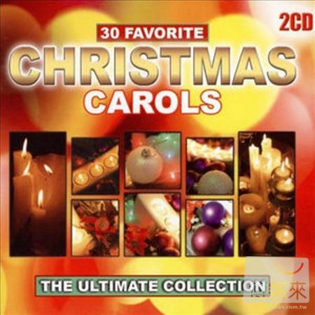V.A.  30 Christmas Carols ~ The Ultimate Coll