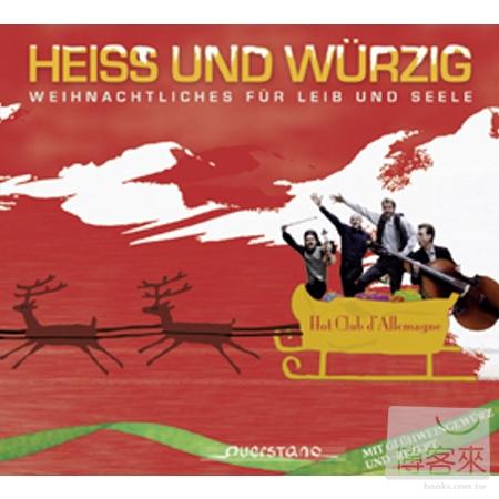 Christmas carols adapted in Gypsy Jazz style