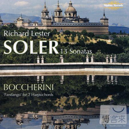 Padre Antonio Soler: 13 Sonatas  Luigi Bocche