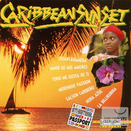 Caribbean Sunset  Caribbean Orchestra