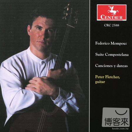 Federico Mompou: Suite Compostelana  Cancione