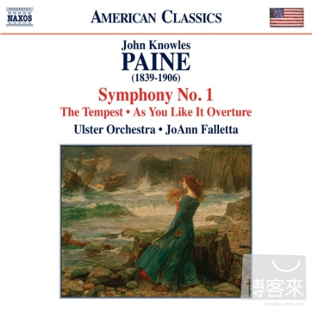 Paine: As You Like it Overture The Tempest Sy