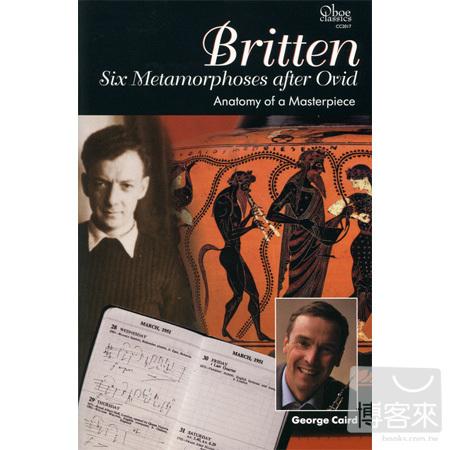 Benjamin Britten: Six Metamorphoses after Ovi