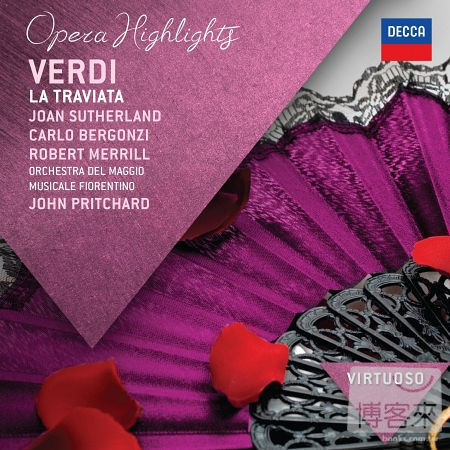 Verdi: La Traviata ~ Highlights  Sutherland
