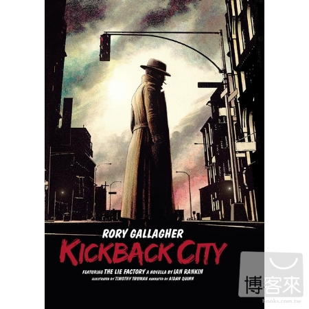 Rory Gallagher  Kickback City  3CD Book
