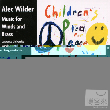 Alec Wilder: Music for Winds and Brass  Lawre