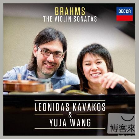 Brahms: Violin Sonatas  Leonidas Kavakos ^(Vi