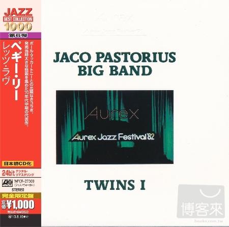 Jaco Pastorius Big Band  Twins I