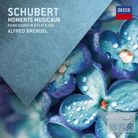 Schubert: Moments Musicaux Sonata D.960  Pian