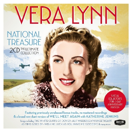 Vera Lynn  National Treasure :The Ultimate Co