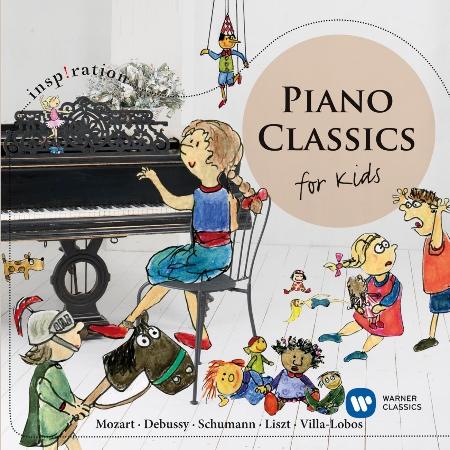 Inspiration ~ Kinderszenen – Piano Classics f